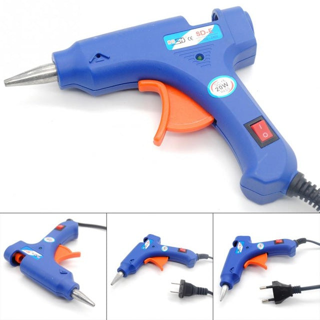 Glue Guns and Consumables from PMD Way with free delivery, worldwide