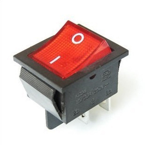 LED Illuminated Heavy Duty Rocker Switches from PMD Way with free delivery, worldwide