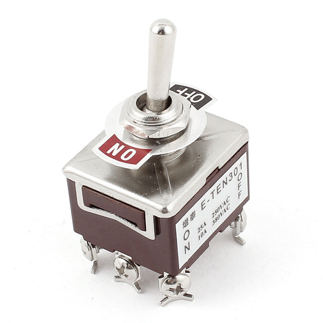 Heavy Duty Toggle Switches from PMD Way with free delivery, worldwide