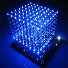 LED Cube Kits from PMD Way with free delivery, worldwide