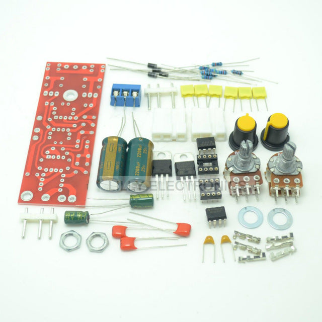 Low Pass Filter Kits from PMD Way with free delivery, worldwide