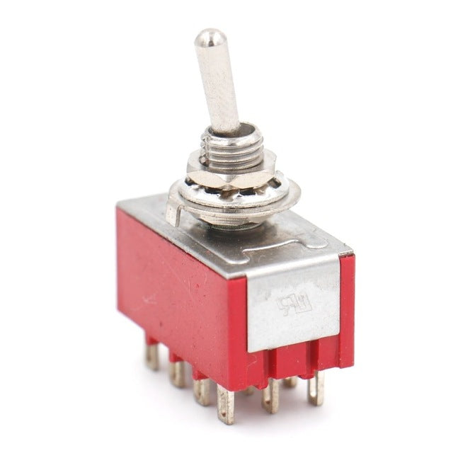 Miniature Toggle Switches from PMD Way with free delivery, worldwide