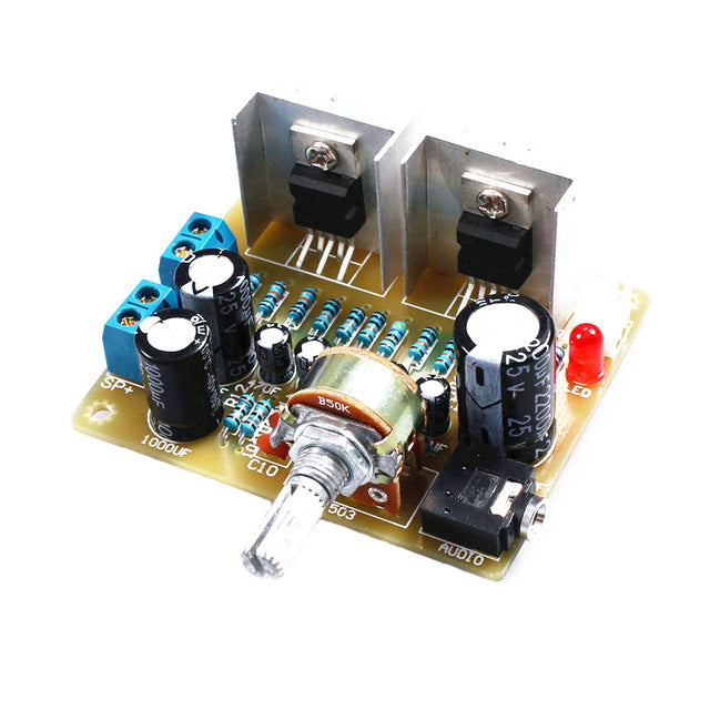 Power Amplifier Kits from PMD Way with free delivery worldwide