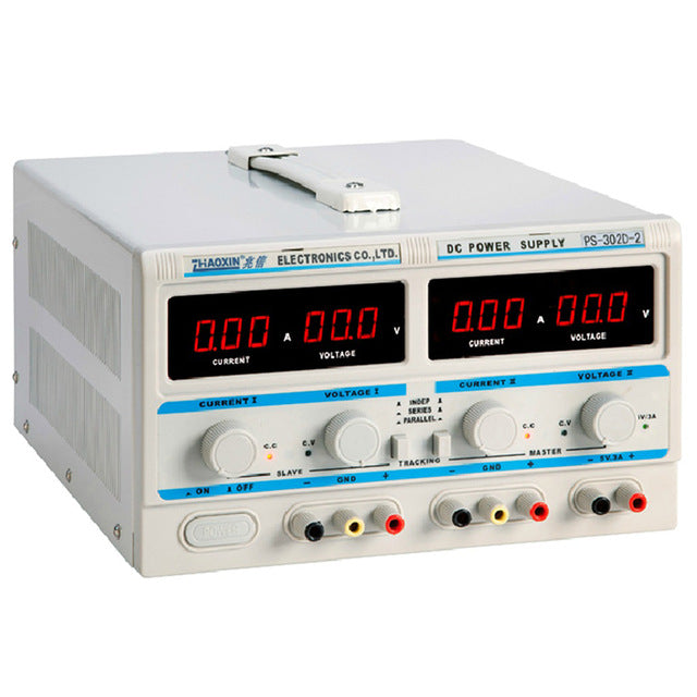 Regulated Laboratory Power Supplies from PMD Way - with free delivery, worldwide
