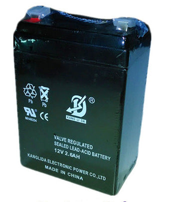 SLA batteries, chargers and more from PMD Way - with free delivery, worldwide