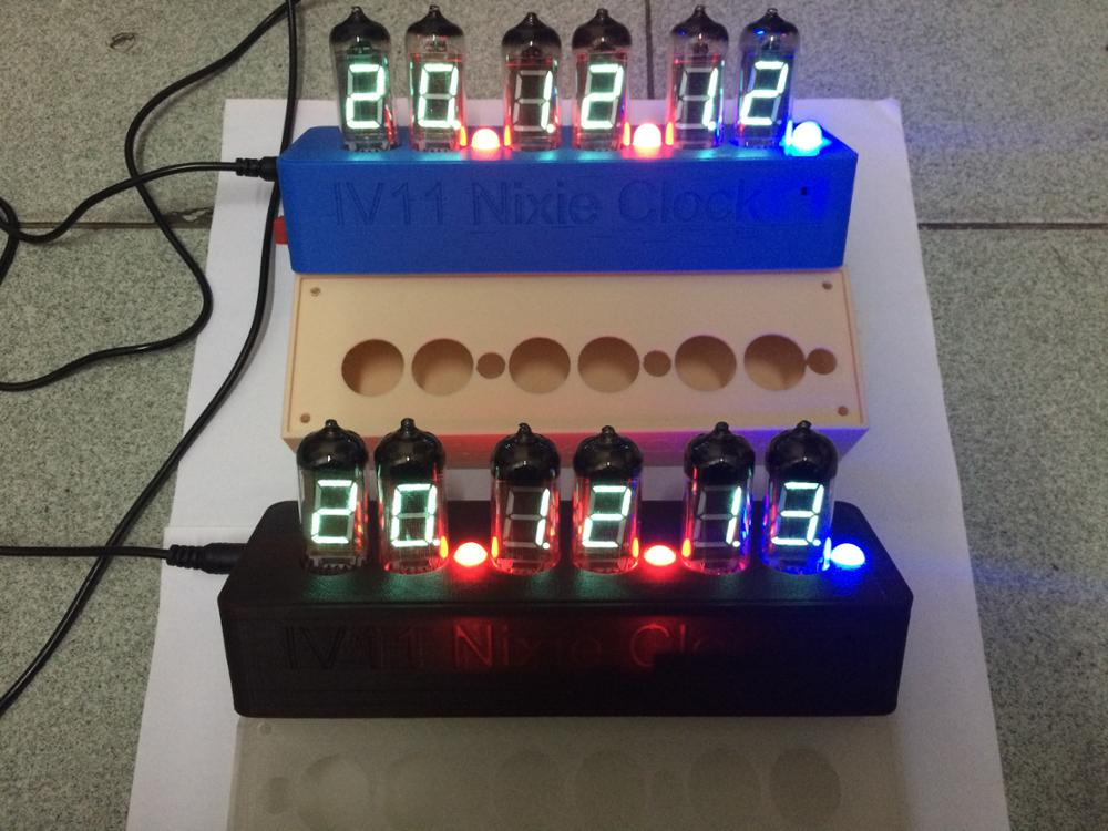 LED, VFD and nixie Clock Kits from PMD Way - with free delivery, worldwide