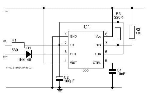 Watchdog timer circuit