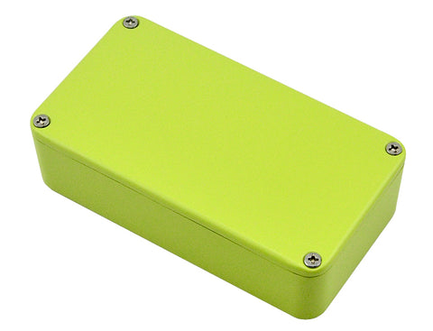 Color Diecast Aluminum Enclosures 112 x 60 x 32mm from PMD Way with free delivery worldwide