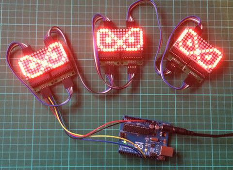 Create animated Evil Eyes for your Halloween project with Arduino