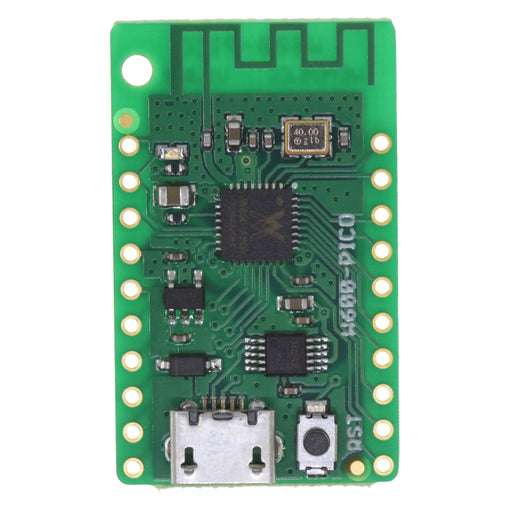 Get started with microPython using the WiFi enabled WeMos W600 PICO development board from PMD Way with free delivery, worldwide