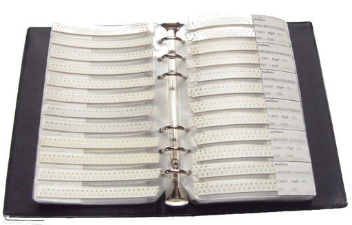 Awesome 0603 SMD Capacitor Kit Book - 4500 pieces from PMD Way with free delivery worldwide