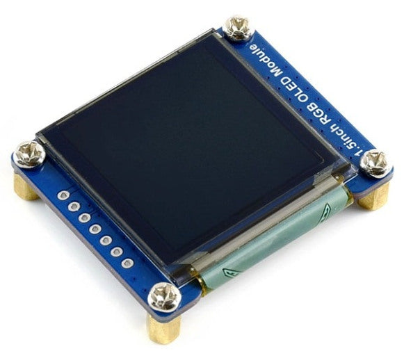 "1.5"" 128 x 128 Full Color OLED Module fro Arduino, Raspberry Pi and more from PMD Way with free delivery worldwide"