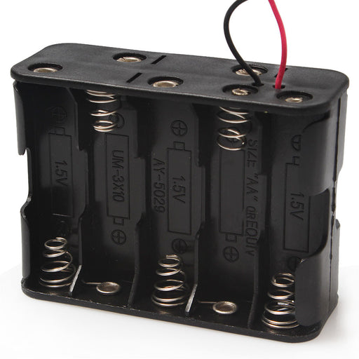 10 AA Cell Battery Holder from PMD Way with free delivery worldwide