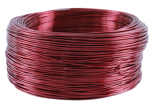 Enameled Aluminium (Aluminium) Wire - 0.8mm 1mm 1.5mm 2mm 3mm 1000g from PMD Way with free delivery worldwide