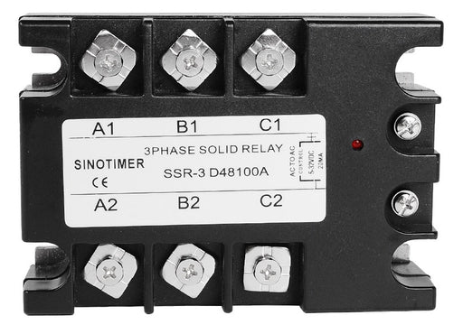 3 Phase Solid State Relay 100A DC-AC from PMD Way with free delivery worldwide