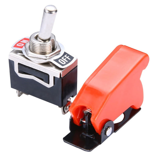 10A 125V Illuminated Dark Red Missile Switch from PMD Way with free delivery worldwide