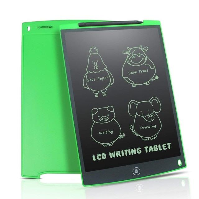 "Enjoy writing over and over and saving paper with these incredibly useful 12"" LCD Writing Tablets from PMD Way, with free delivery worldwide"