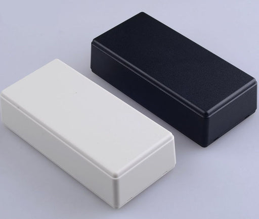 Plastic Electronics Project Box - 121 x 58 x 32 mm - Various Colors from PMD Way with free delivery worldwide