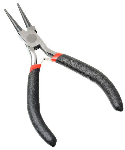 125mm Stainless Steel Round Needle Nose Pliers from PMD Way with free delivery worldwide