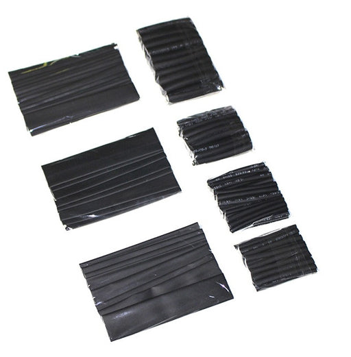 Assorted Black Heatshrink Kit - 127 Pieces from PMD Way with free delivery worldwide