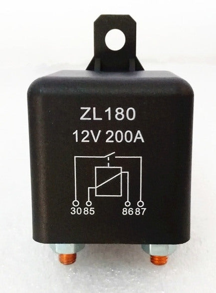 DC 12V 24V 200A Auto Relays from PMD Way with free delivery worldwide