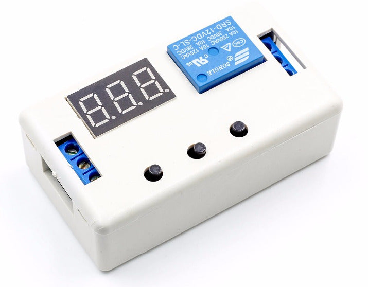 12V DC Time Delay Relay Module from PMD Way with free delivery worldwide