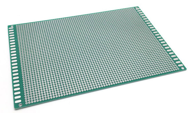 Double Sided 12x18cm Prototyping PCB from PMD Way with free delivery worldwide