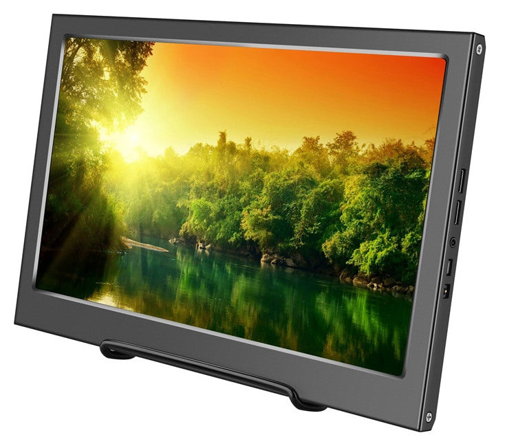 "13.3"" Metal 2K IPS 2560 x 1440 Monitor with HDMI Input for Raspberry Pi and more from PMD Way with free delivery worldwide"