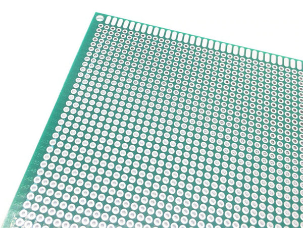 Double Sided 15x20cm Prototyping PCB from PMD Way with free delivery worldwide