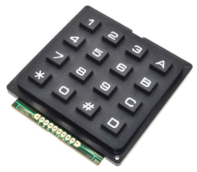 16 Key Keypad Module for Arduino and more from PMD Way with free delivery worldwide