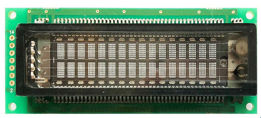 Samsung 16T202DA1J 16x2 Character VFD Module from PMD Way with free delivery worldwide