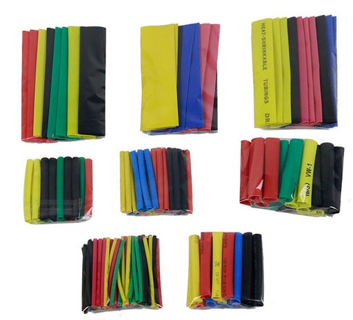 Assorted Color Heatshrink Kit - 164 Pieces from PMD Way with free delivery worldwide