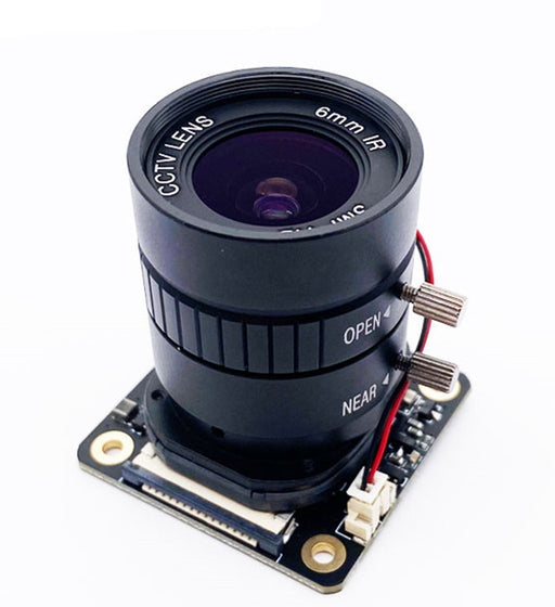 High Quality 16mm 12.3MP Camera for Raspberry Pi from PMD Way with free delivery worldwide