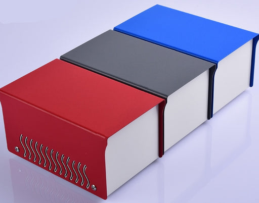 Metal Instrument Case - 180 x 120 x 100mm - Various Colors from PMD Way with free delivery worldwide