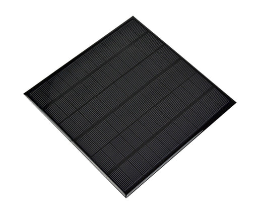 18V 250mA Solar Panel from PMD Way with free delivery worldwide
