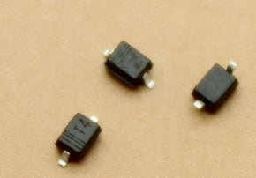 Quality 1N4148 SMD Signal Diodes in packs of 100 from PMD Way with free delivery worldwide