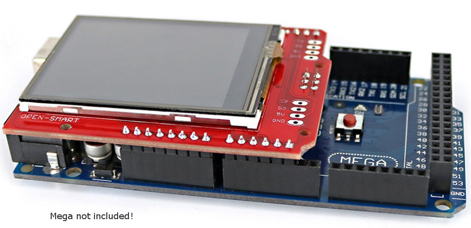 "Great value 2.2"" TFT LCD Touch Screen Shield for Arduino from PMD Way with free delivery,  worldwide"