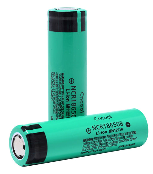 2000 mAh 18650 3.7V Rechargeable Lithium Ion Batteries from PMD Way with free delivery worldwide