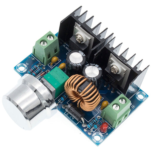 200W Buck Converter 4-40V to 1.25-36V with Knob Adjustment from PMD Way with free delivery worldwide