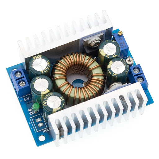 200W Buck Converter 5-40V to 1.2-36V from PMD Way with free delivery worldwide
