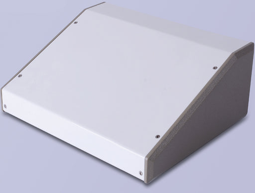 Sloped Metal Instrument Case 200 x 90 x 230mm from PMD Way with free delivery worldwide