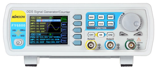 20MHz Dual Channel DDS Signal Function Generator from PMD Way with free delivery worldwide