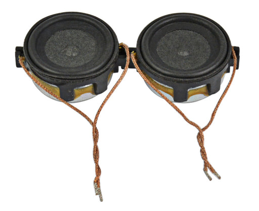 20mm 8 Ohm 1W Speakers - Two Pack from PMD Way with free delivery worldwide