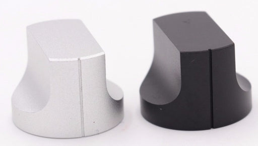 Machined Solid Aluminium Knob - 20x15mm from PMD Way with free delivery worldwide