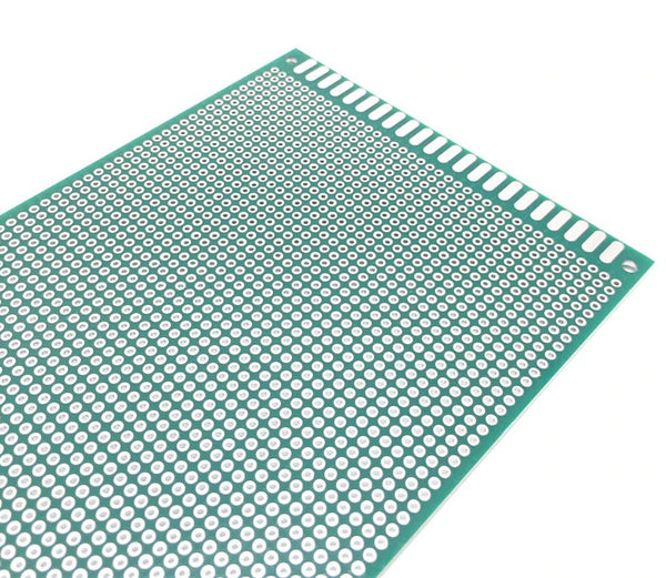 Double Sided 10x22cm Prototyping PCB from PMD Way with free deliveyr worldwide
