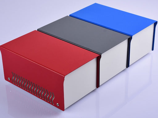 Metal Instrument Case - 230 x 140 x 110mm - Various Colors from PMD Way with free delivery worldwide