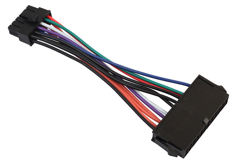 Upgrade power supply in Lenovo desktop PCs with this 24 Pin ATX to 12 Pin Lenovo Power Supply Cable from PMD Way with free delivery worldwide