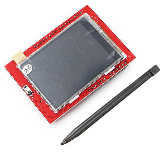"Great value 2.4"" TFT LCD Touch Screen Shield for Arduino from PMD Way with free delivery, worldwide"