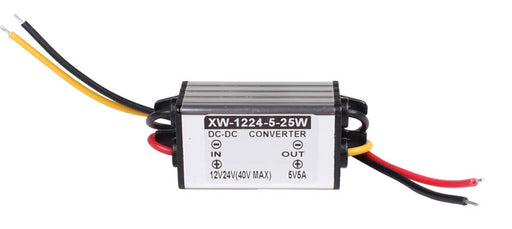 DC 24/12V to 5V DC-DC Converter from PMD Way with free delivery worldwide