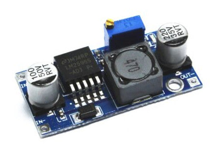 LM2596-compatible DC DC Buck Converter - 3.2-40V to 1.25-30V from PMD Way with free delivery worldwide
